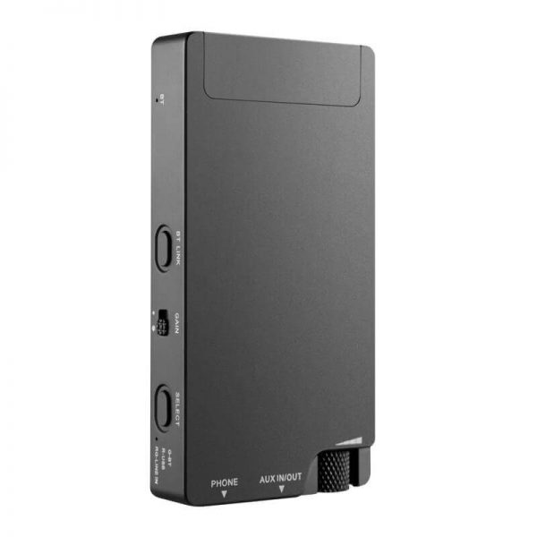 There is a demo video xDuoo XP-2 Pro Portable Bluetooth